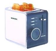 Borosil BTO850WSS21 850-Watt Krispy Pop-up Toaster