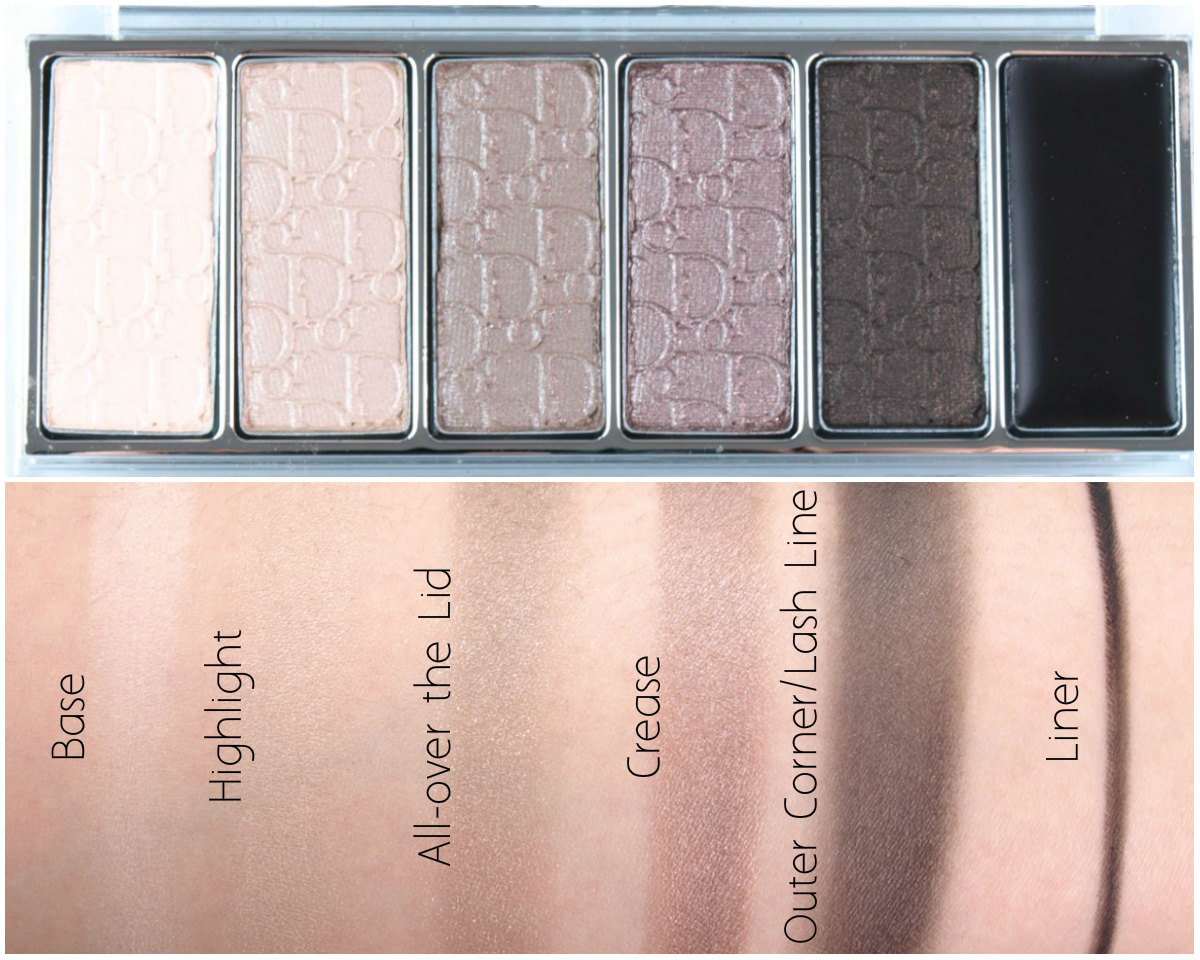 Dior Spring 2015 Eye Reviver Illuminating Neutrals Eye Palette: Review and Swatches