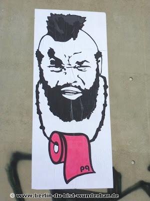 berlin, streetart, graffiti, Gebäude, pq