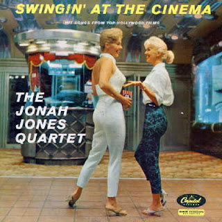 THE JONAH JONES QUARTET - SWINGIN\' AT THE CINEMA (1958)