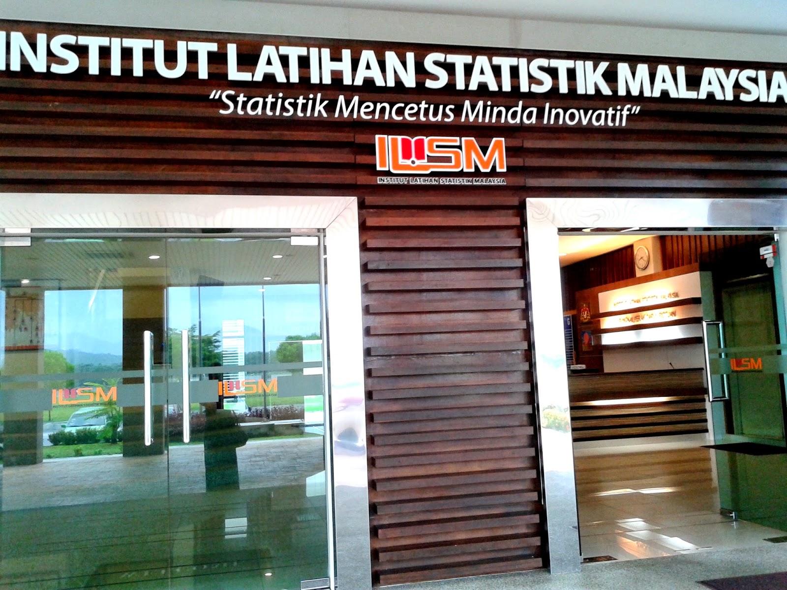 Sungkai Malaysia  city photos gallery : Institut Latihan Statistik. Kalaulah cuma berada di dalam kawasan ...