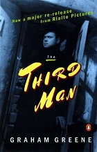 The Third Man by Graham Greene book cover