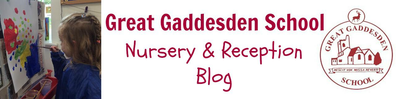 Great Gaddesden School: Nursery/Reception