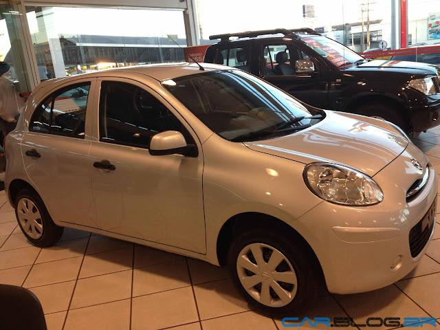 Nissan 03 2013 1.0 - Precio EE.UU. $ 30,8 mil reales