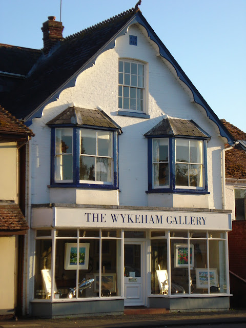 The Wykeham Gallery, Stockbridge High St.