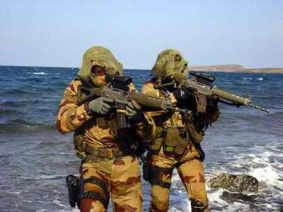 9 10 of the Worlds Best Special Forces/Elite Military Units