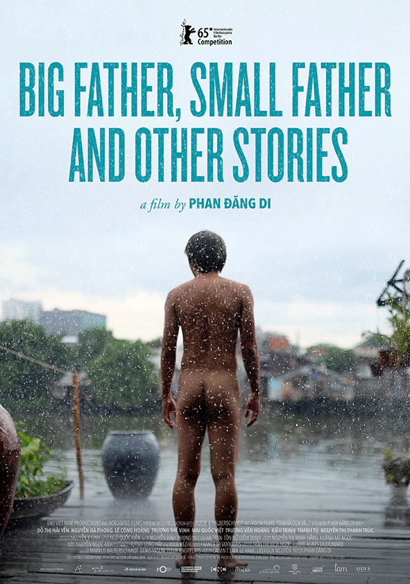 Póster Big Father, Small Father and Other Stories