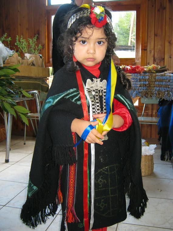 Niña Mapucheºº