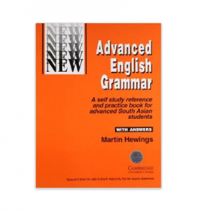 Amazon: Buy Advanced English Grammar (Paperback) by Martin Hewings at Rs. 64