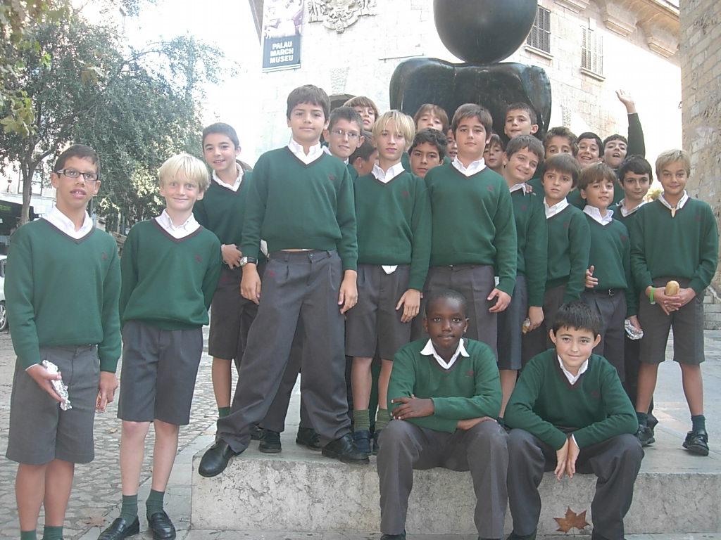 Blog primaria colegio lla t visita tercer ciclo primaria - Colegio aparejadores mallorca ...