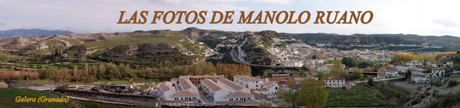 LAS FOTOS DE MANOLO RUANO