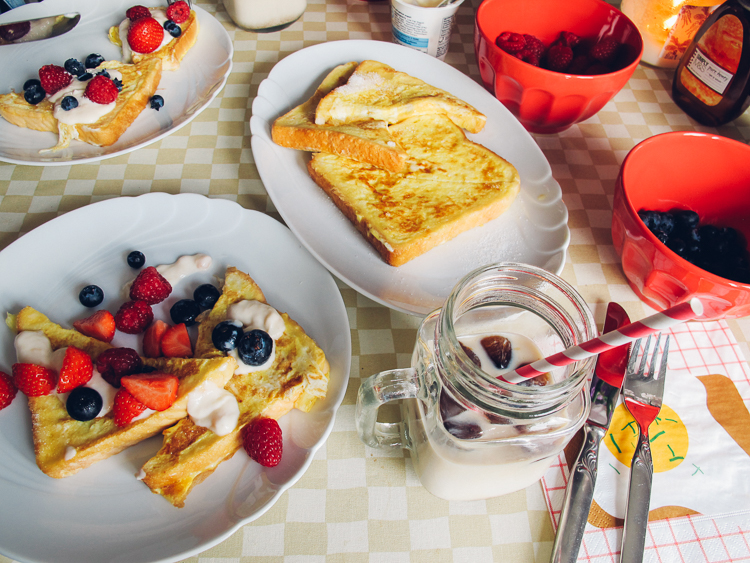 Marks & Spencer's Cook App - French Toast