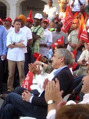 Não há rapazes maus - 29/5/2011 (mano a mano com Nicolau Saião e o Padre Américo)
