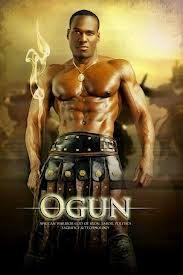ORISHA OGGUN
