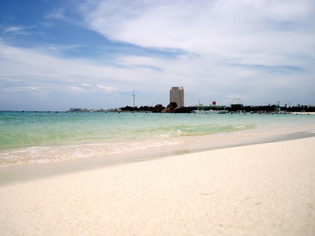 okinawa beaches araha beach
