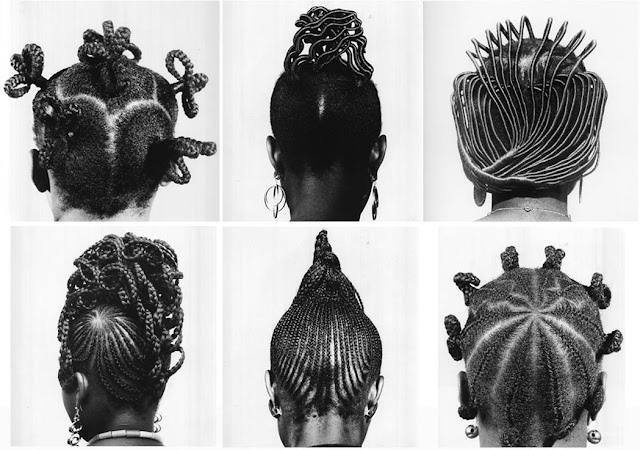 african naturalistas natural hair art
