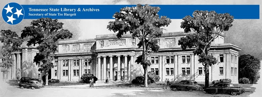 Library & Archives News: The Tennessee State Library and Archives Blog