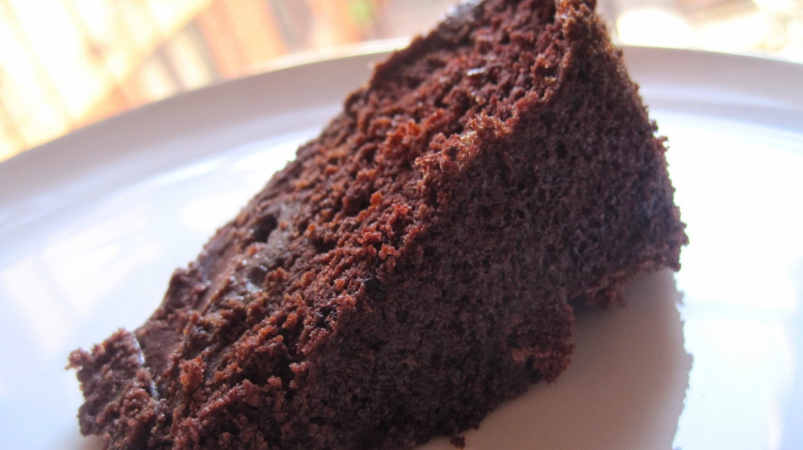 Moosewood  Minute Chocolate Cake