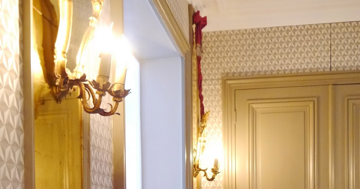 papier peint pour entr e couloir. Black Bedroom Furniture Sets. Home Design Ideas