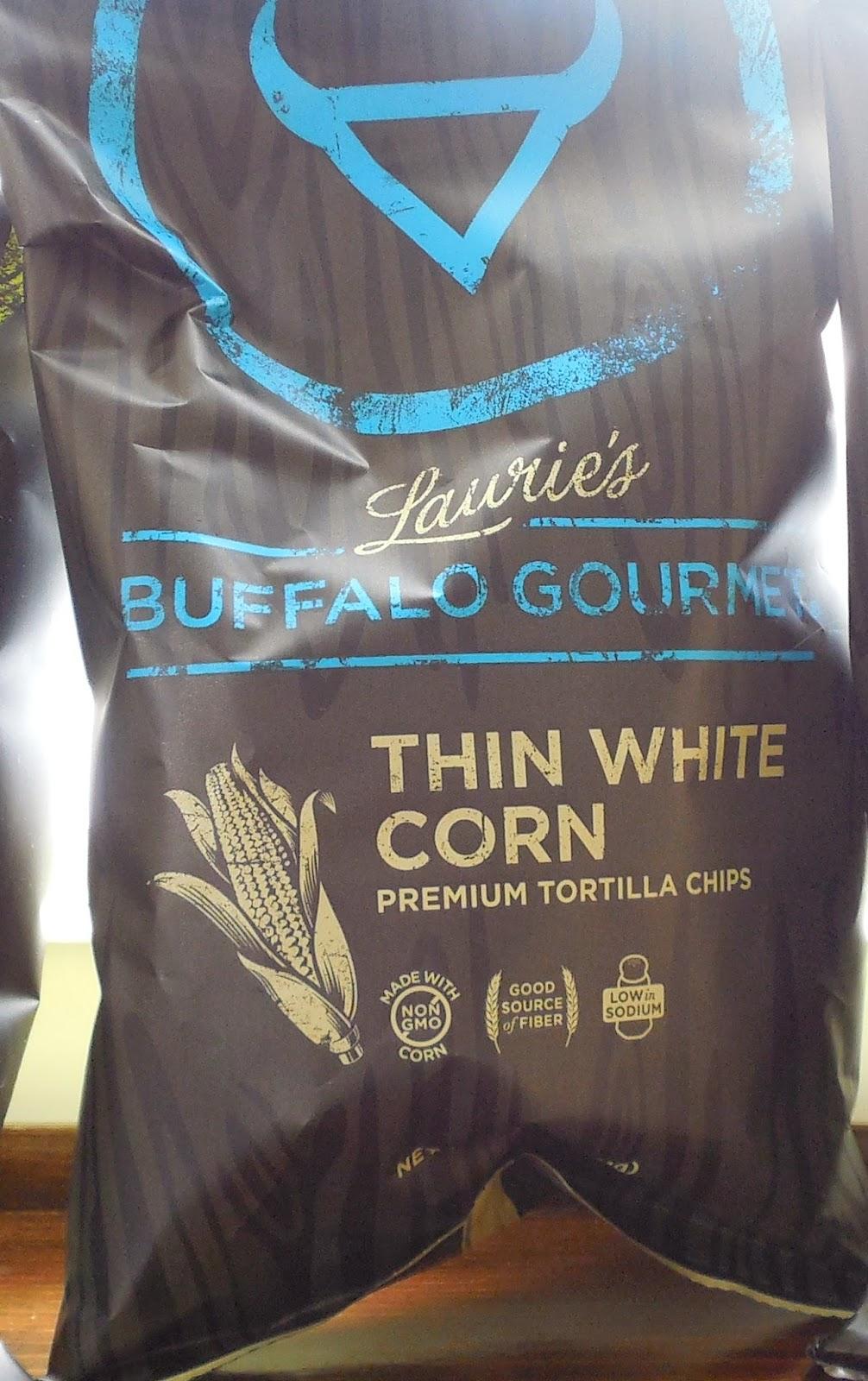 Buffalo Gourmet Thin Corn Chips