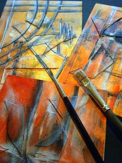 '3 Paintings'
