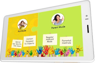 Micromax Android Tablets for Kids