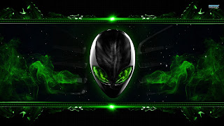 Alien ware desktop wallpapers free