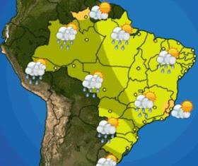 Previsão do tempo em Raul Soares - Mg