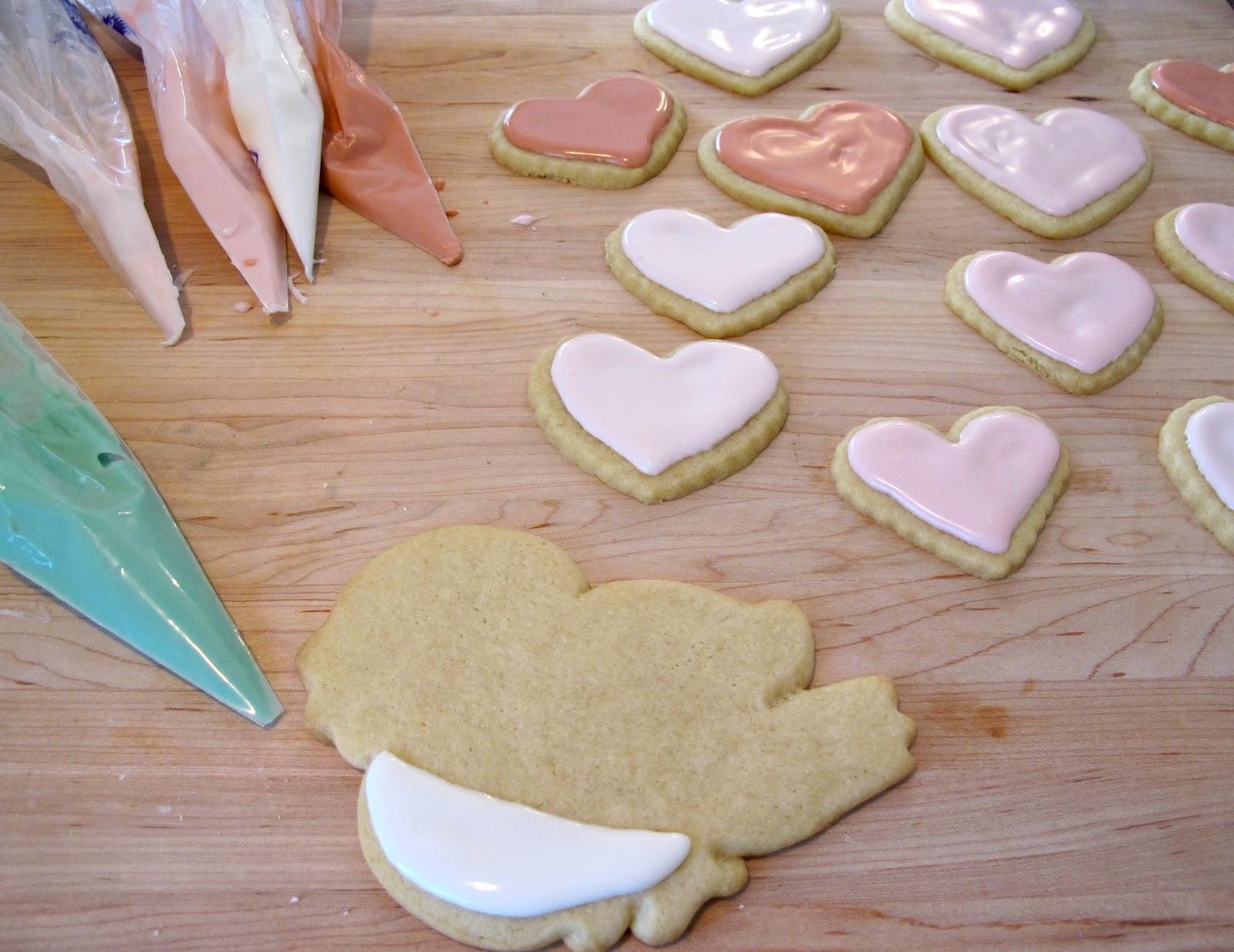 Jenny Steffens Hobick Valentine S Day Sugar Cookies Heart Sugar