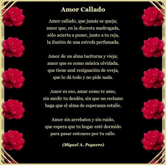 poemas de amor largos