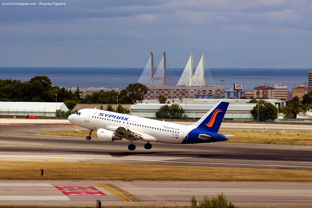 EL HORRIA - SYPHAX - AEROPORTO DE LISBOA