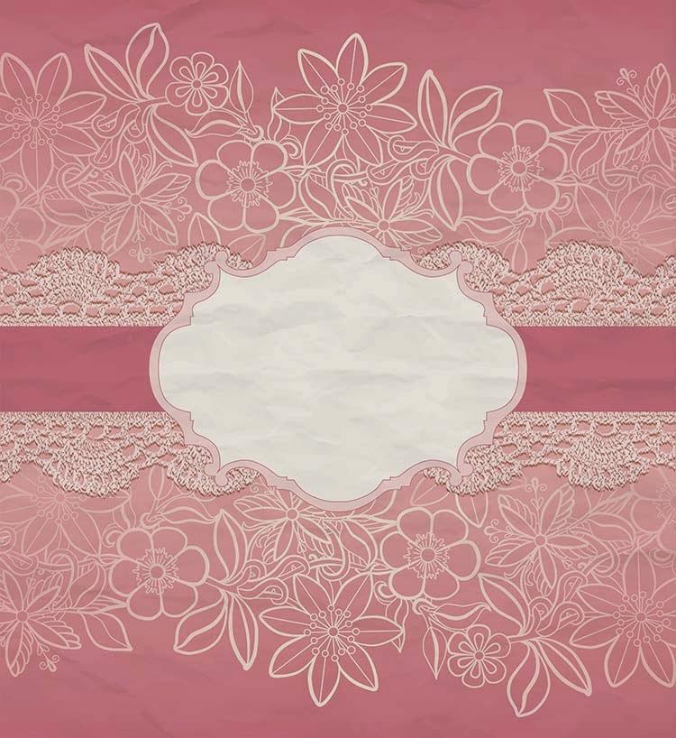 Wedding Invitations Lace Design for good invitation example