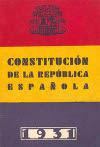 Constitución Española 1931