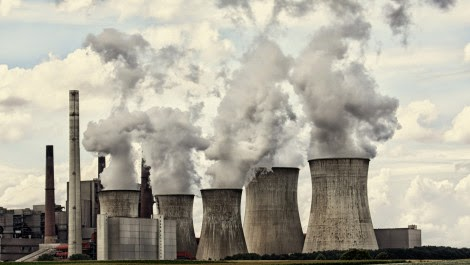 Big Coal Plant (Credit: Shutterstock) Click to enlarge.