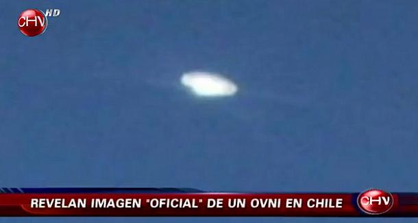 Cientistas confirmam OVNI no Chile (com video)