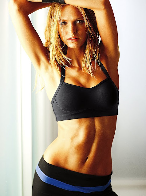 Erin Heatherton – Victoria's Secret Workout Photoshoot