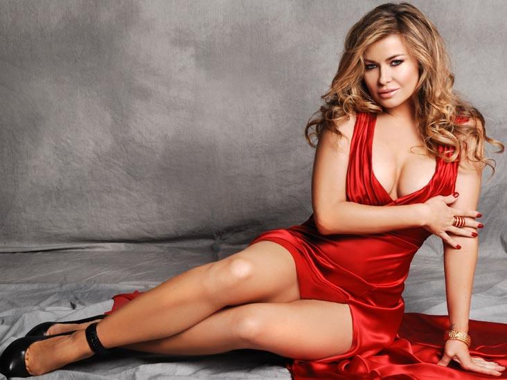 Carmen Electra erotic sexy perfect butt photos