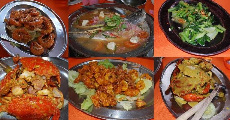 Welcome Seafood Restaurant Klang
