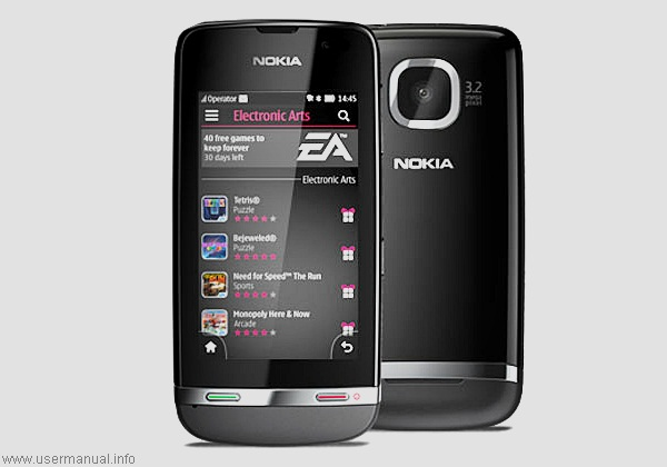 Nokia 311 инструкция - фото 2