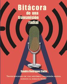 LIBRO: Bitácora de una transmisión radial