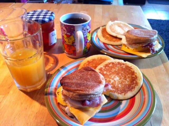 Amis du Jour bonjour! Mac+morning+maison