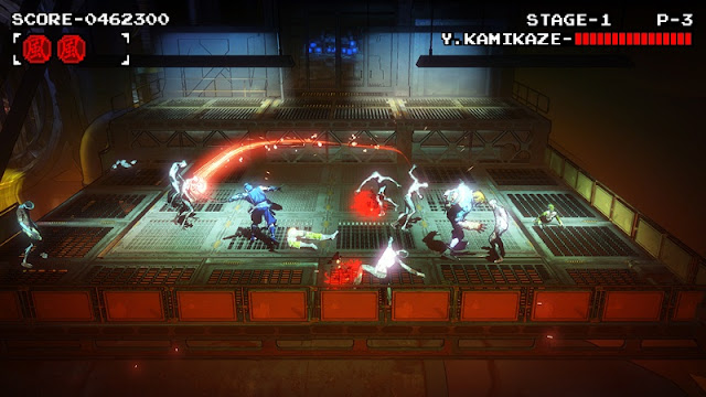 YAIBA Ninja Gaiden Z PC Photo