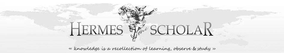 Hermes the Scholar