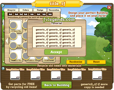FarmVille New Feature The Perfect Building Look Inside