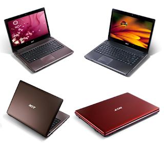 Acer Notebook Terbaru