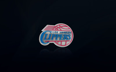Los Angeles Clippers 2013 Logo NBA USA Hd Desktop Wallpaper