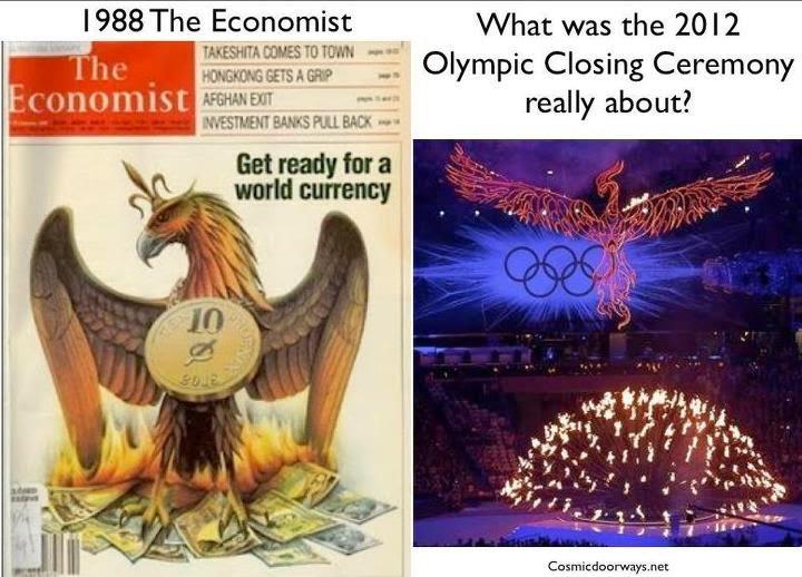 VIDEO: SVETOM ĆE ZAVLADATI FENIKS: Kreće Rotšildov jezivi plan jedne svetske valude koja vlada svima nama!