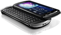 Sony Ericsson Xperia Pro Mobile Phone