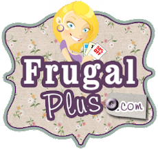 Frugal Plus button