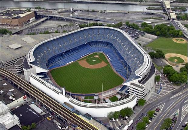 Old Yankee Stadium - New York City